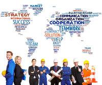 Internationale Zusammenarbeit als Team