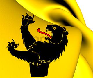 Flag of Adlikon bei Andelfingen