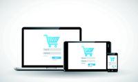 Responsive e-commerce web template