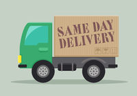 Truck Same Day Delivery