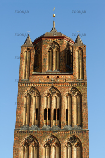 Church Jakobikirche 001. Stralsund