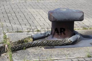 Seil und Festmacher