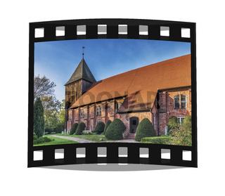 Seemannskirche Prerow   Seamens Church Prerow