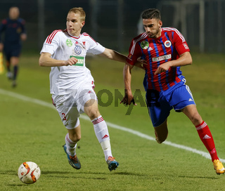 Vasas - DVSC-TEVA OTP Bank League football match