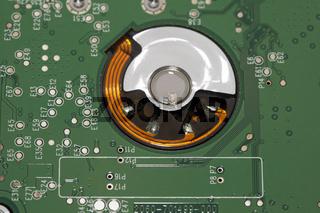 Hard disk drive (HDD)