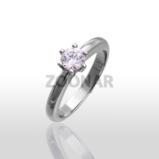 The beauty wedding ring.