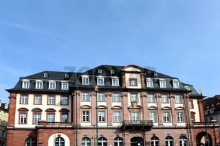 rathaus von heidelberg