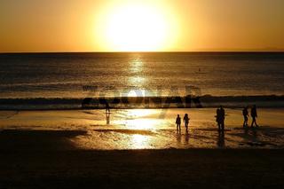 Sonnenuntergang Laguna Beach