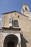 church of Santa Maria Maggiore in Bergamo