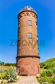 Pegelturm am Kap Arkona auf Rügen