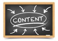 Content Focus Sketch
