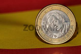 Spanischer Euro