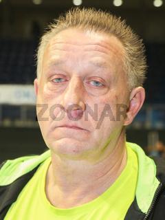 deutscher Handballtrainer Michael Biegler (Cheftrainer HSV Handball und Nationalmannschaft Polen)
