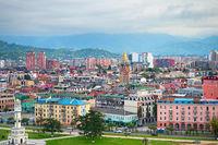 Skyline of Batumi, Georgia