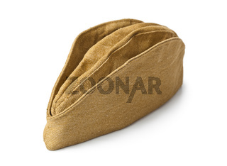 Army soldiers forage-cap