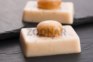 molecular gastronomy - dessert