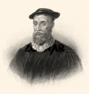 John Knox, c. 1514-1572, a Scottish clergyman