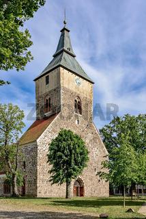 Altlandsberg: Stadtpfarrkirche St. Marien