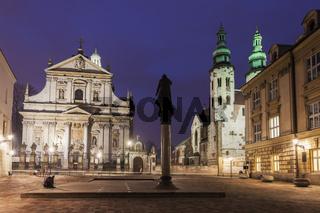 Churches of Krakow