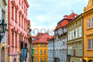 Mala Strana streets