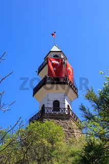 Wooden Mudurnu Tower