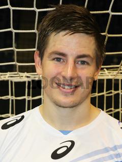 dänischer Handballspieler Allan Damgaard -Saison 2015/16 HSV Handball,Nationalspieler Dänemark