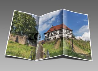 Schloss Hoflößnitz, Radebeul   Castle Hoflössnitz, Radebeul