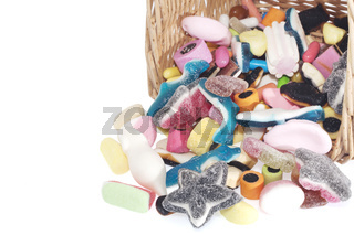 Jelly Candy basket
