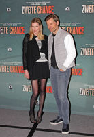 Lykke May Andersen and Nikolaj Coster-Waldau