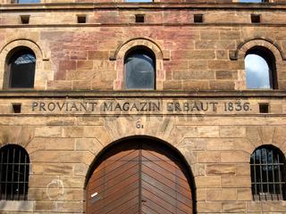 Proviant-Magazin