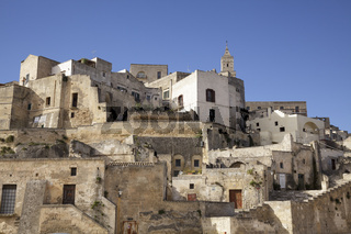 Matera, Basilicata, Italien