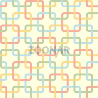 Five-Color Pattern