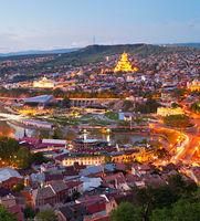 Tbilisi beautiful, Georgia