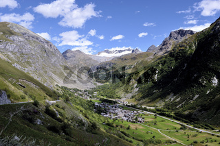 Nationalpark Vanoise, Bonneval-sur-Arc