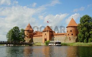 Castle in Trakai