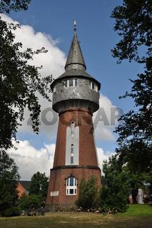 Wasserturm in Husum