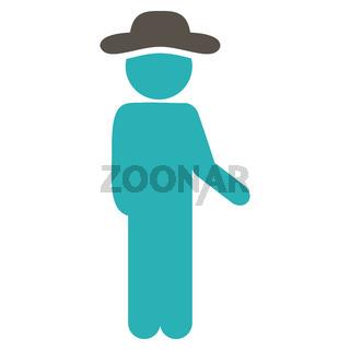 Gentleman Idler Icon