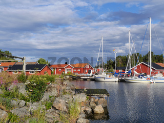 Insel Kråkön im Bottnischen Meerbusen