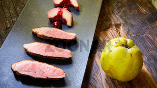 Roasted Duck Meat
