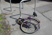 floor bicycle