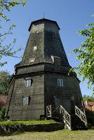 St.Johannis Mill in Flensburg