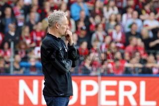 Fussball: 2.BL. - 15/16 - SC Freiburg vs. MSV Duisburg