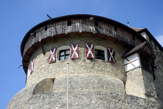 Schloss Vaduz, liechtenstein
