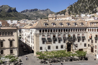 Diocese of Jaen, It is an episcopal see of the Archdiocese of Granada, in Spain, their headquarters are the Cathedral of the assumption's Cathedral of the Nativity of our Lady of Baeza and Jaen