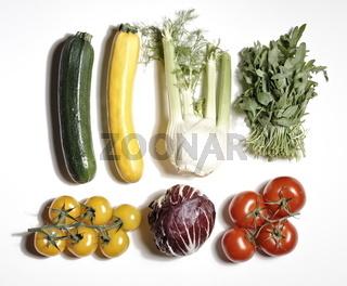Mediterranes Gemüse