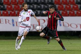 Budapest Honved - Videoton OTP Bank League football match