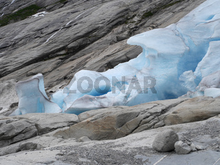 Nigardsbreen, Gletscherarm des Jostedalsbreen