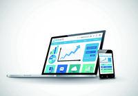 Business web design concept