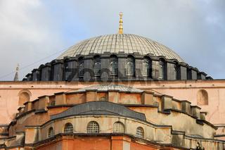 Byzantine Architecture of the Hagia Sophia