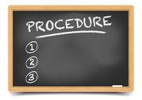 List Procedure